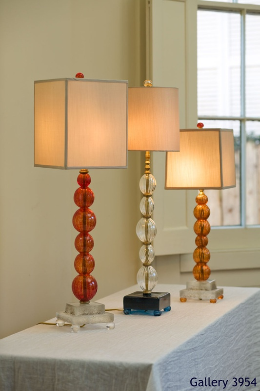 Fifi Laughlin Table Lamps   Gallery 3954, Meme Trio @ Www.fifiblaughlin.com
