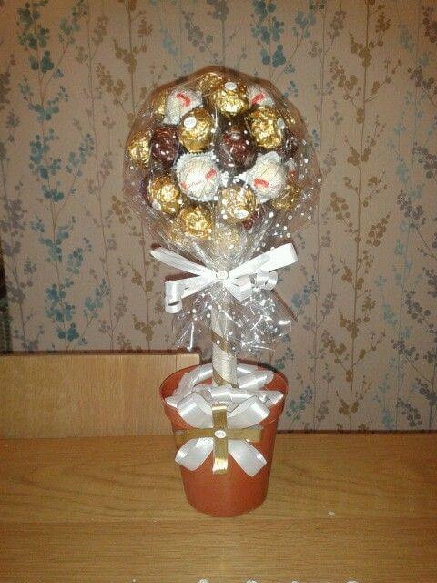 ferrero sweet tree
