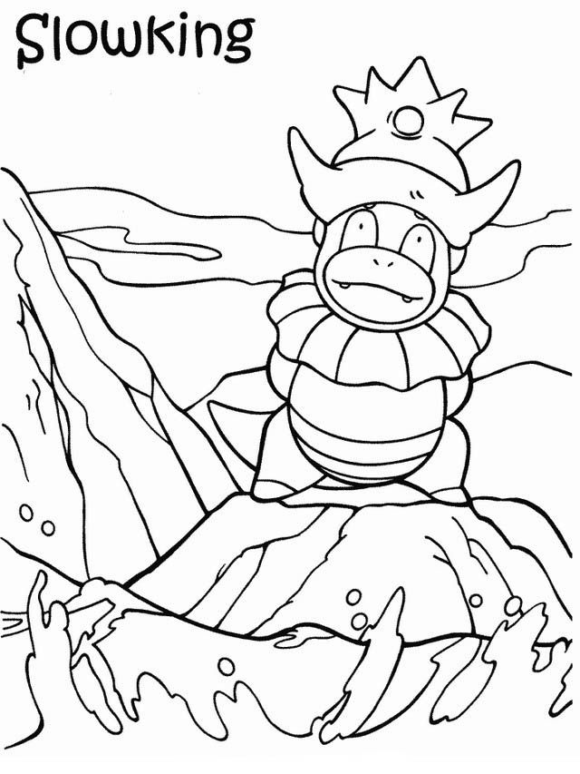 duskull pokemon coloring pages - photo#22