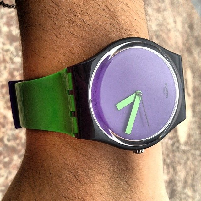 #Swatch: Mike Predictions, Montre Swatches, Swiss Originals, Swatches Watches, Favorite Watches, Swatches Lust