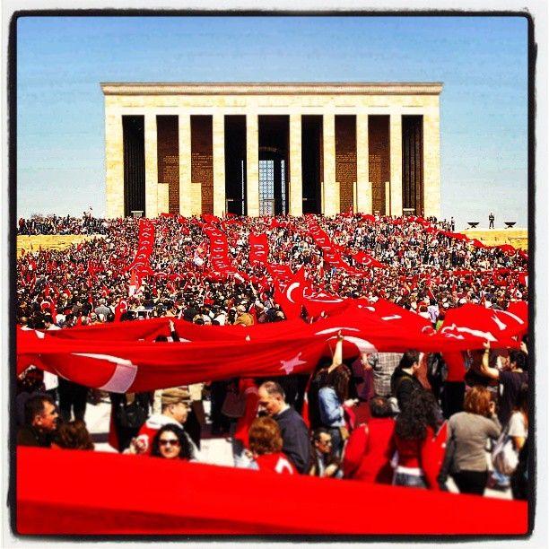 Anıtkabir şu şehirde: Ankara, Ankara