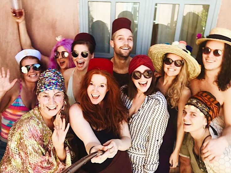 So grateful to turn 30 with these amazing people in beautiful Marocco!! Couldnt be happier  #byebye20s #morroimarokko #kavlicrew