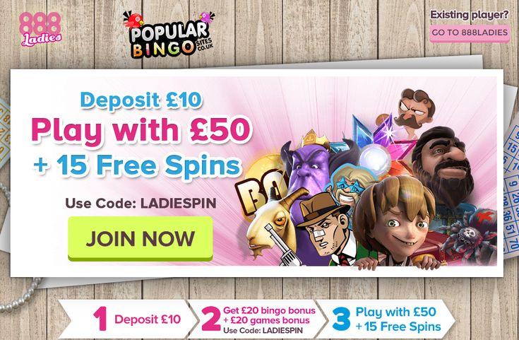Best Exciting Feature – 888 Ladies at Popular Bingo Sites UK