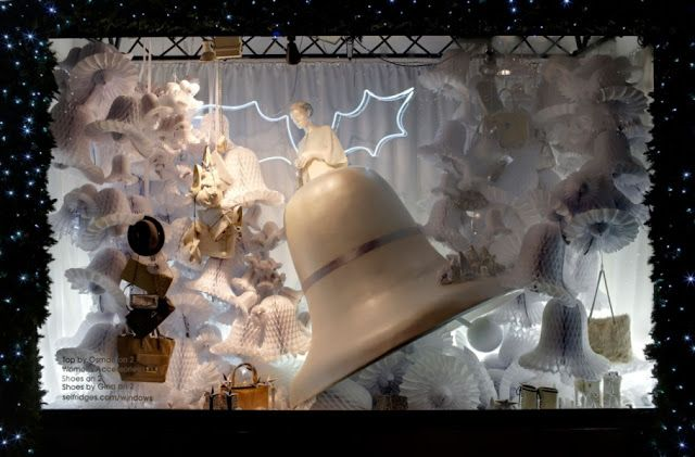 Charlotte Minty Interior Design: Christmas Windows Around the World - Part Two