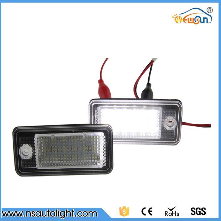 $14.39 (Buy here: https://alitems.com/g/1e8d114494ebda23ff8b16525dc3e8/?i=5&ulp=https%3A%2F%2Fwww.aliexpress.com%2Fitem%2FCar-Auto-parts-FreeShipping-2PCS-LED-Light-License-Plate-Lamp-Fit-AUDI-Q7-A3-A4-A6%2F32259733014.html ) Car Auto parts Free Shipping 2PCS LED Light License Plate Lamp Fit AUDI Q7 A3 A4 A6 A8 Led Number Plate Lights White Lamp for just $14.39