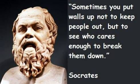 interesting quotes of the ancient Greek philosopher Socrates 21