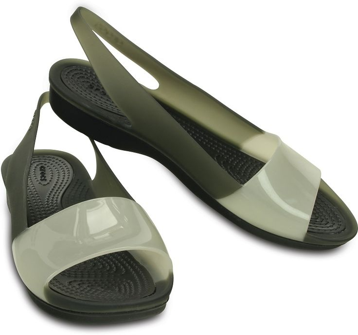 Women's ColorBlock Flat Black / Stucco - Online shopping for Crocs Shoes  Fashion. Wholesale welcomed