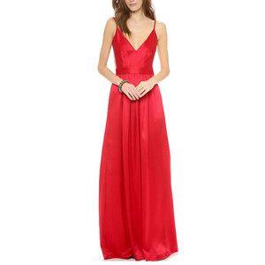 Strap Design Open Back Maxi Dress$27 $43 ROSEWE.COM