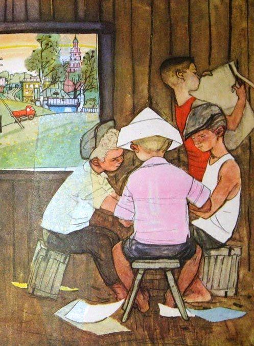 """Фёдор Лемкуль «Вовка — добрая душа»   """"Картинки и разговоры"""""""