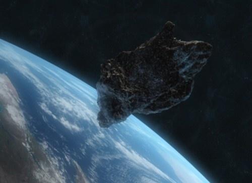 Astéroide menace la Terre en 2036