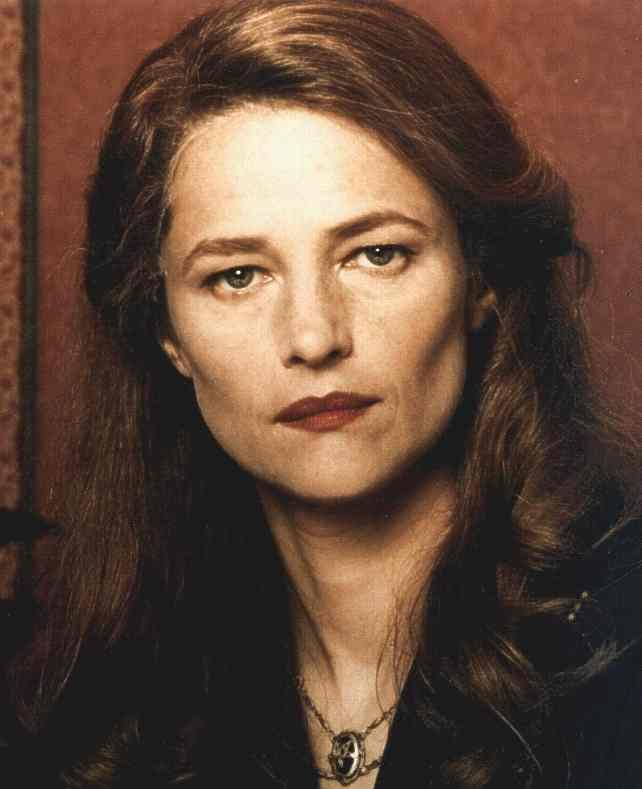 Charlotte Rampling in Angel Heart