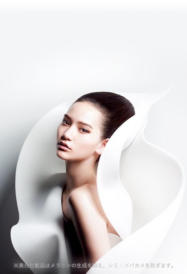 Shiseido Haku Campaign 2015 | Mona Matsuoka #Shiseido #beautycampaign