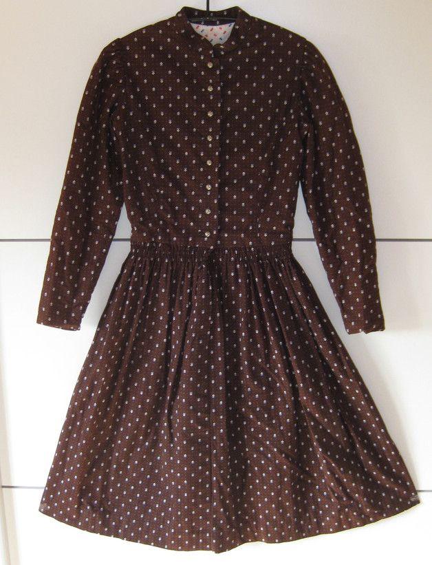 Vintage Kinderkleidung - °Vintage Dirndl Gr. 158° - ein Designerstück von ladyboheme bei DaWanda