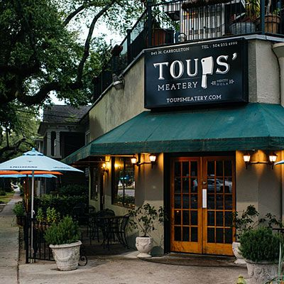 Best Southern Restaurants | Toups' Meatery, New Orleans, LA