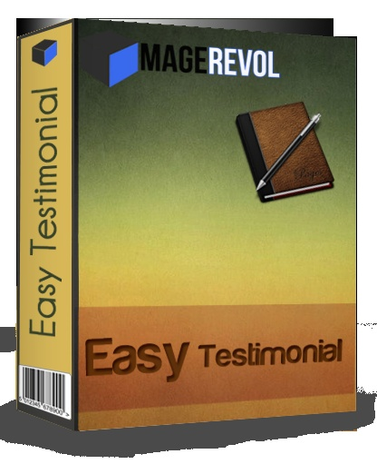 Easy Testimonial is a powerful extension that allows you to display and highlight customer testimonials in a pleasing manner. Our extension supports 27 transition effects for displaying testimonial in sidebar. It supports images and video formats like flv, mp4 and swf.