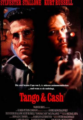 مشاهدة فيلم Tango And Cash 1989 اونلاين سيلفستر ستالون Sylvester