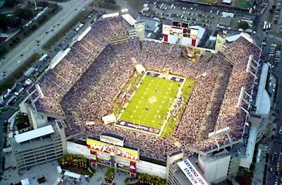 Raymond James Stadium - Tampa, FL - Kid friendly activity reviews - Trekaroo