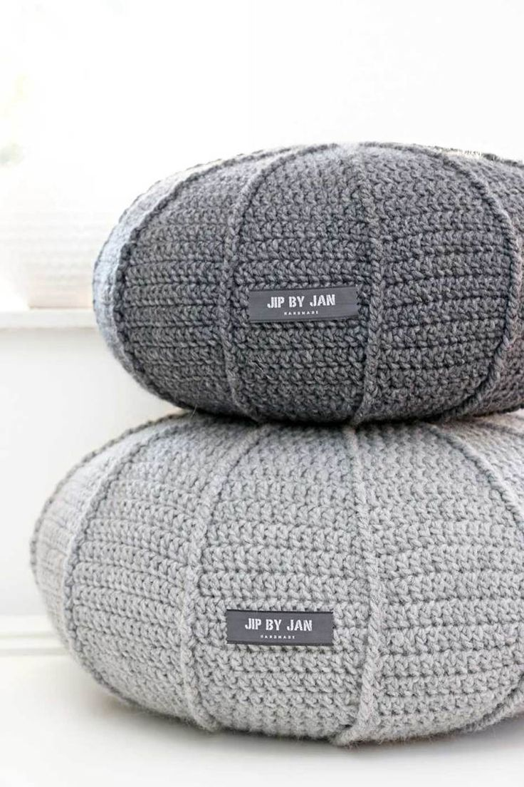 210 Best Poufs Images On Pinterest Beanbag Chair And Cushions Funkycrochet New Crochet Crush Rustic Lace Square Motif Tutorial Krukhoesje Of Poef Met Ribbel Haken Diy
