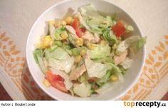 Lehký kuřecí salát - DIETA.CZ