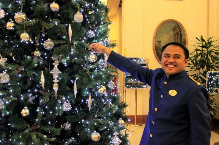 Christmas time @ Artemide Hotel - Roma
