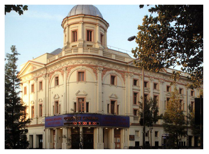 Coronet Notting Hill Gate Cinema http://www.coronet.org Cheap tickets _ Tuesdays 3.50£