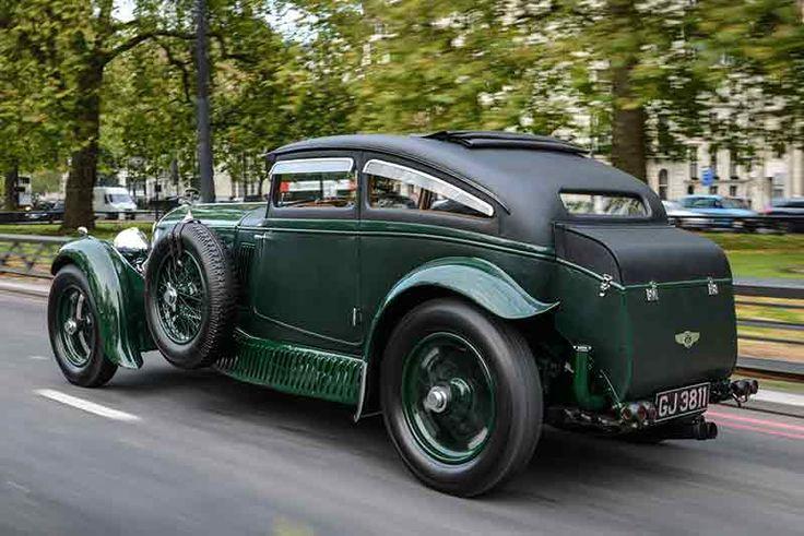 Bentley Blue Train - Bentley Motors announce the legendary car, the Bentley Blue…