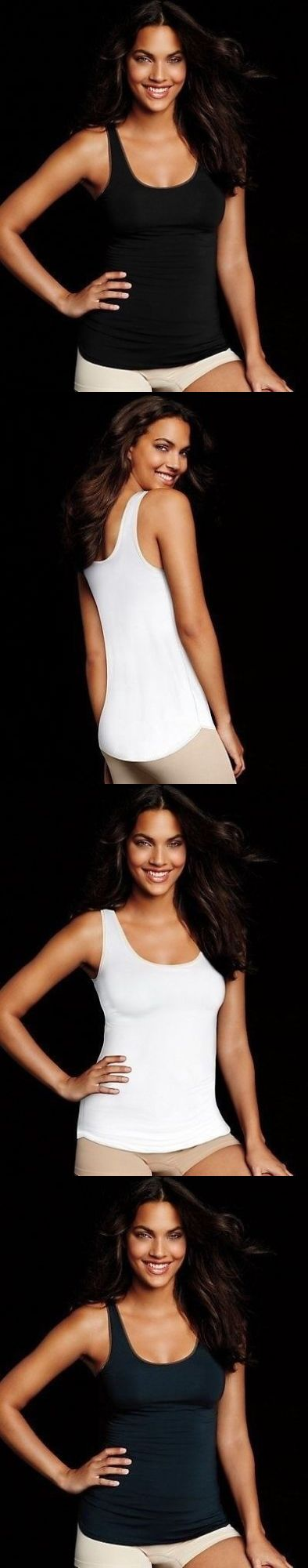 Women Shapewear: Maidenform Undercover Slimming Firm Control Tank Top-Shapewear- 3 Color Choices BUY IT NOW ONLY: $31.58