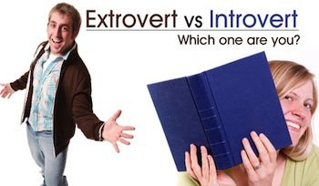 introverts and extroverts quiz | Characteristics of Introverts and Extroverts