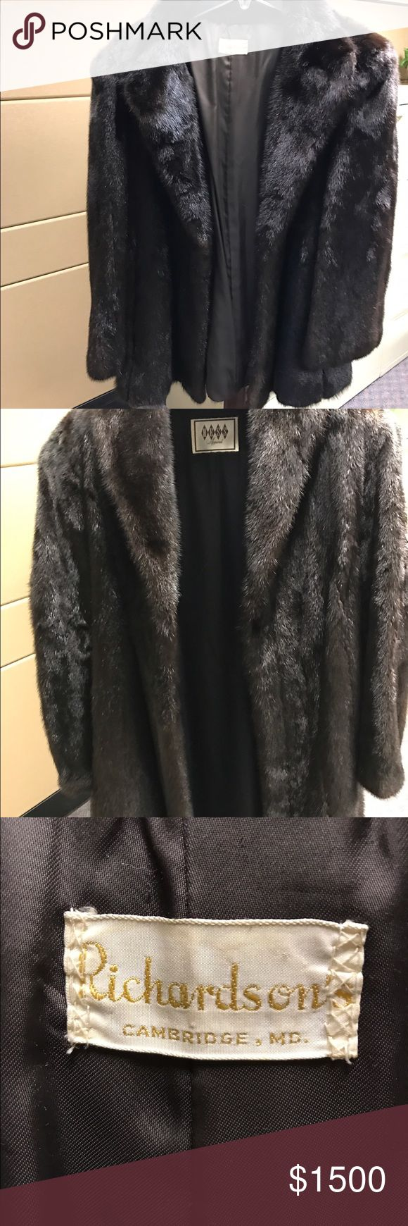 """2 mink coats for sale. One long, one short 2 genuine mink coats for sale. Serious inquiries only. Wire transfer, or local cash only. One jacket is long and is tailored for a female up to 5'9"""". The short jacket is tailored for a female up to 5'9"""". Great jackets in pristine condition. All Reasonable offers will be taken into consideration. Appraised a little over a year ago for around 3,000. Jackets & Coats"""