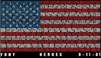 """9/11 343   The Providence Fireman: """"A Few Poems on 9/11"""""""