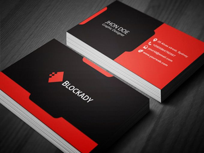 13 best business cards images on pinterest business cards carte design two sided business card fastly by azykhan reheart Choice Image