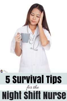5 Survival Tips for the Night Shift Nurse