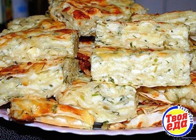 Ачма — грузинский пирог с сыром. Очень вкусный) и наша ленивая грузинская ачма - простой способ приготовить это чудо грузинской кухни!