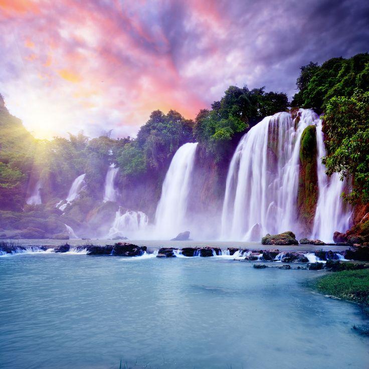 The 25 best Waterfall wallpaper ideas on Pinterest Natural