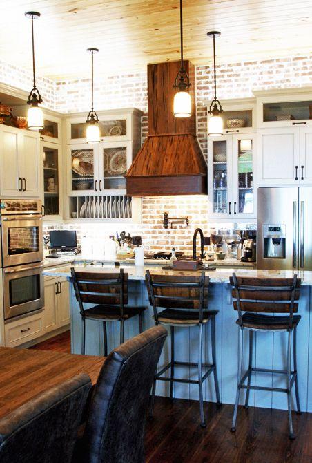 proline range hoods prov range hood insert used for this beautiful lake house kitchen the