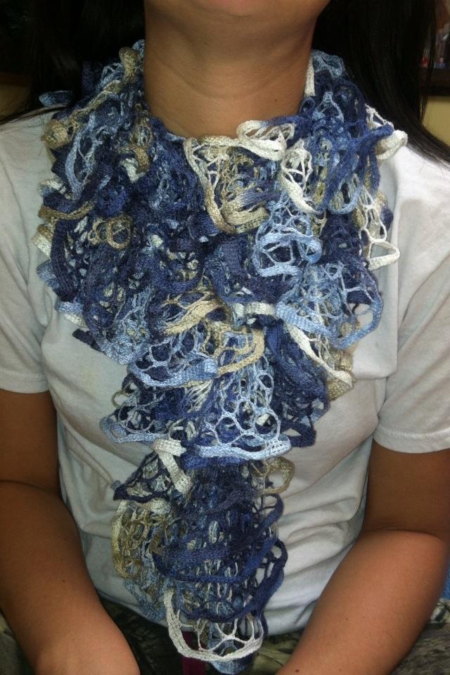 22 best Starbella scarfs handmade images on Pinterest   Scarfs ...