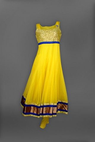 Featuring this beautiful Greenish Yellow Anarkali Suit in our wide range of Suits. Grab yourself one Now!