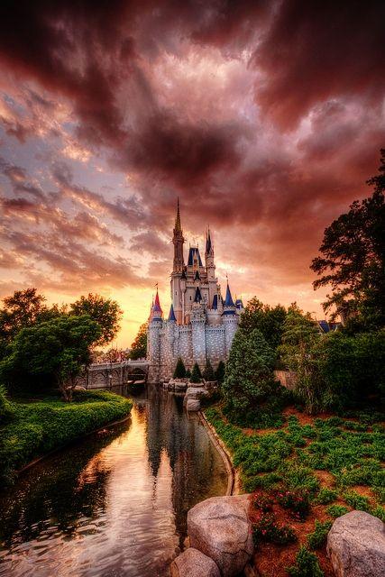 one of the most breathtaking scenes...Walt Disney, Cinderella Castles, Disney World, Orlando Florida, Germany Travel, Disney Castles, Neuschwanstein Castles, Bavaria Germany, Fairies Tales