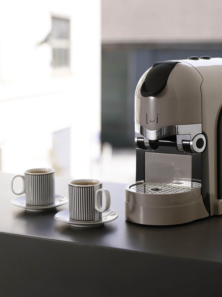 Habitat lance sa machine à espresso |MilK decoration