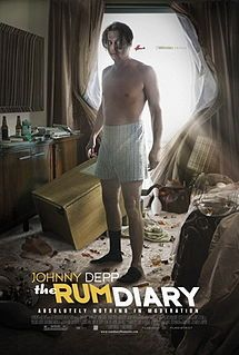 the rum diary - Google Search