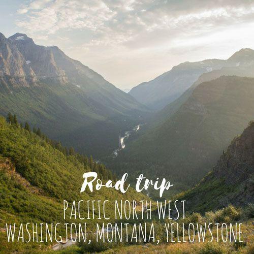 Mon deuxième road trip aux USA : la côte Pacifique, de Seattle à Salt lake city, en passant par le Montana et Yellowstone