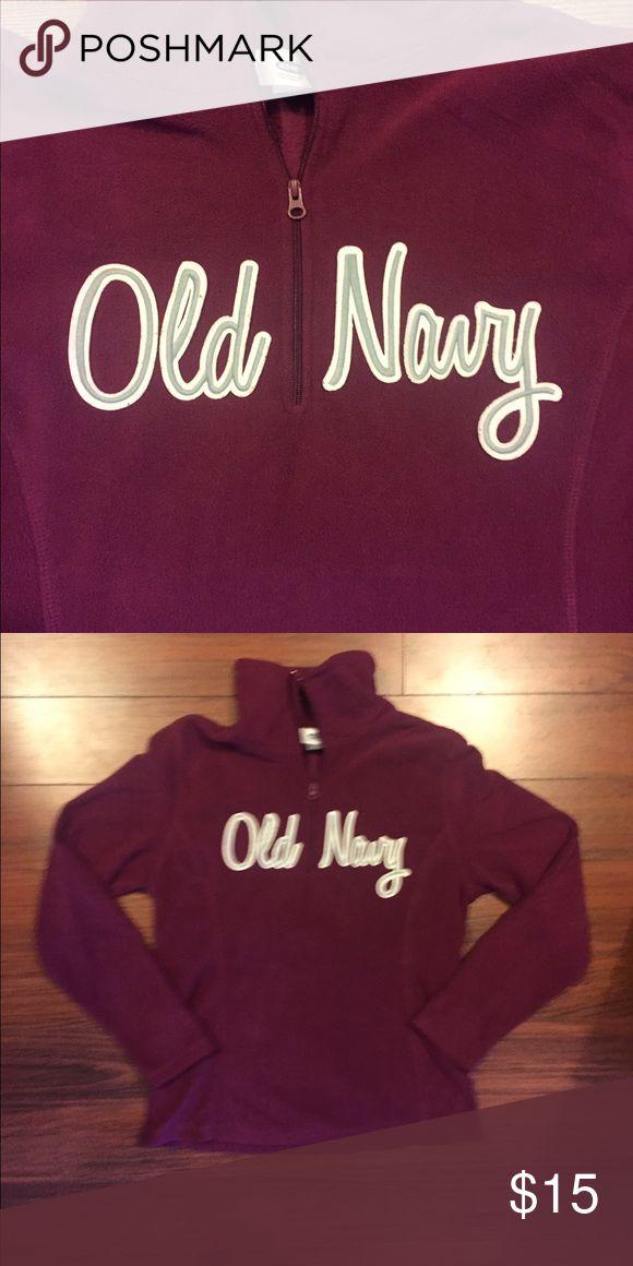 Old Navy fleece pullover 😍 Old Navy fleece pullover 😍 Old Navy Jackets & Coats