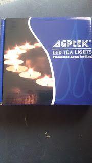 Simones Produkttest: Elektrische Teelichter mit Timer