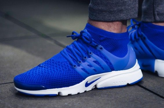 Keep It Royal With The Nike Air Presto Flyknit Ultra Racer Blue http://SneakersCartel.com #sneakers #shoes #kicks #jordan #lebron #nba #nike #adidas #reebok #airjordan #sneakerhead #fashion #sneakerscartel