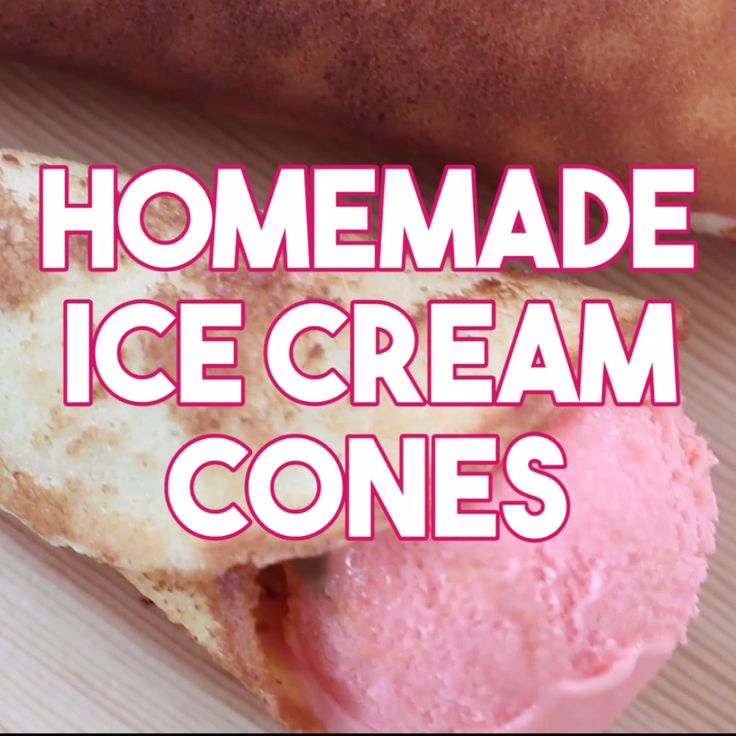 Skip the store and make your cone at home.