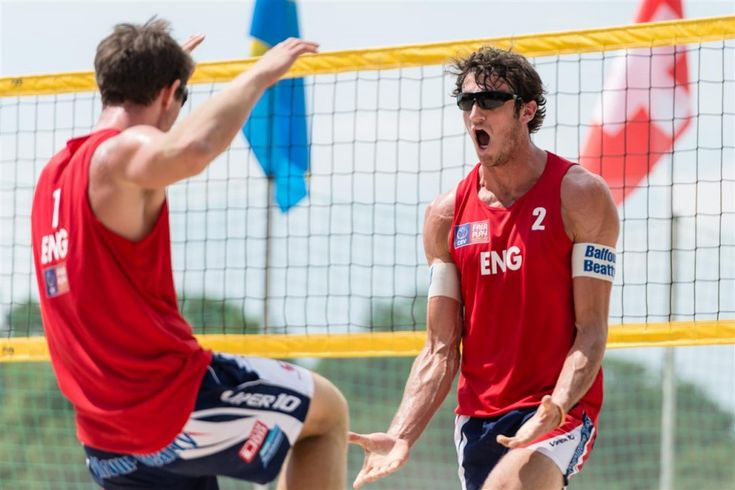 Beach Volleyball Sponsors   Gregory & SheafPledge Sports