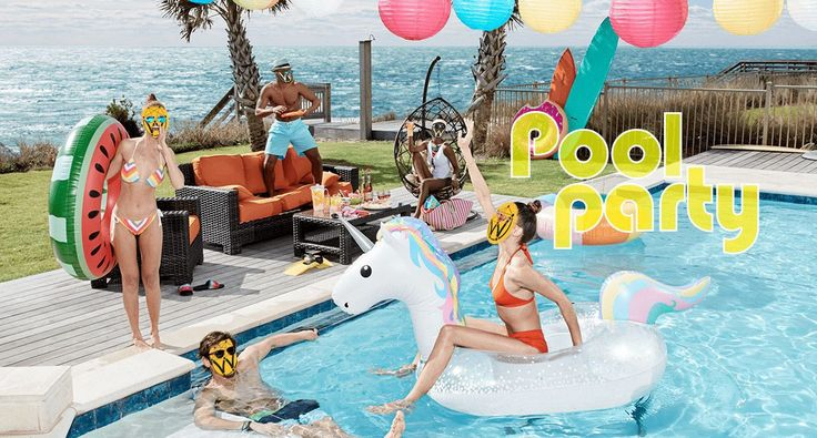 Social Mining could be like a pool party?