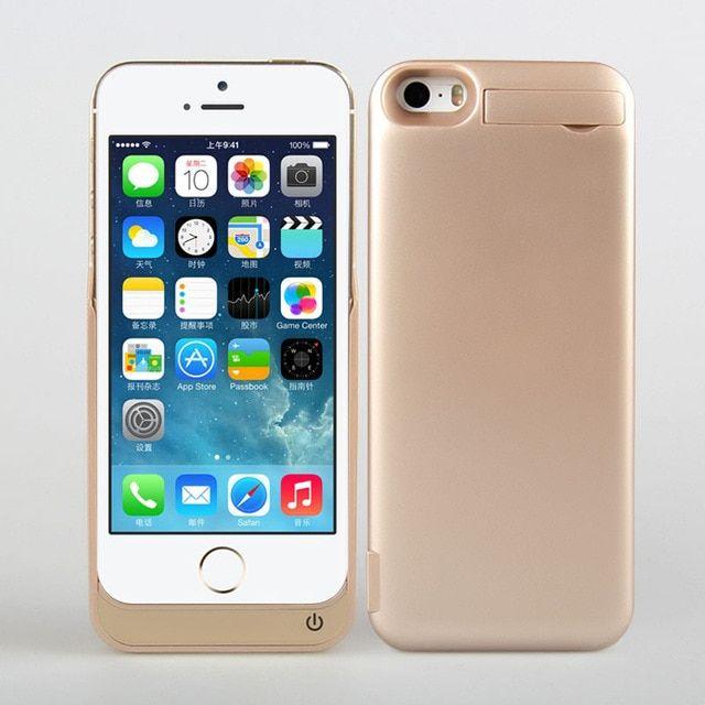4200mAh Portable Extended Phone Battery Power Case for apple ...