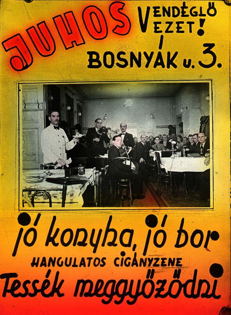 A ma is álló földszintes zuglói épületben működött Juhos Albert vendéglője, amely szintén gyümölcsöző befektetésnek számított a negyvenes években. A vállalkozás elődje 1889-ben jött létre, s ezzel Zugló egyik legrégibb ilyen intézménye volt, amelyre a ma élők leginkább csak Makrapipa vendéglőként emlékezhetnek. A filmgyár közelsége hírességeket is idevonzott, s a kerthelyiségben álló hatalmas akváriumból a vendég maga választhatta ki a halat, amit az