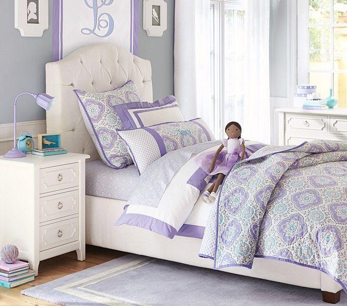 90 Best Girls Bedroom : Lavender Images On Pinterest